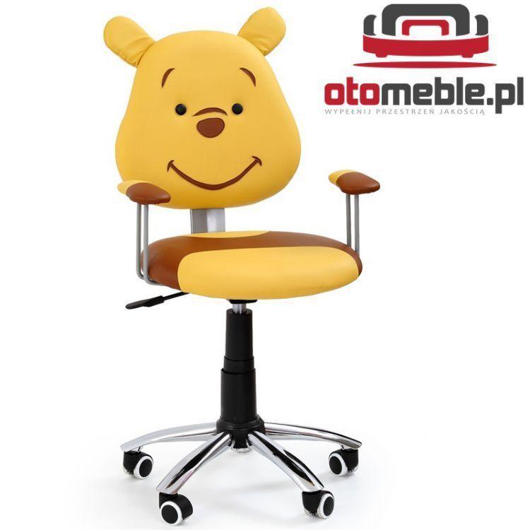 Fotele do biurka dla dzieci - KUBUŚ